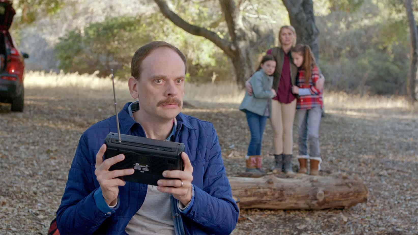 "Still from the Rayovac video advertisement ""Batteries Matter"""